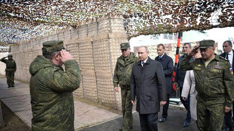 Tanques y soldados rusos en la frontera: ¿se está preparando Putin para atacar Ucrania?