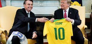 Post de EEUU otorga el plácet al hijo de Bolsonaro para ser embajador de Brasil