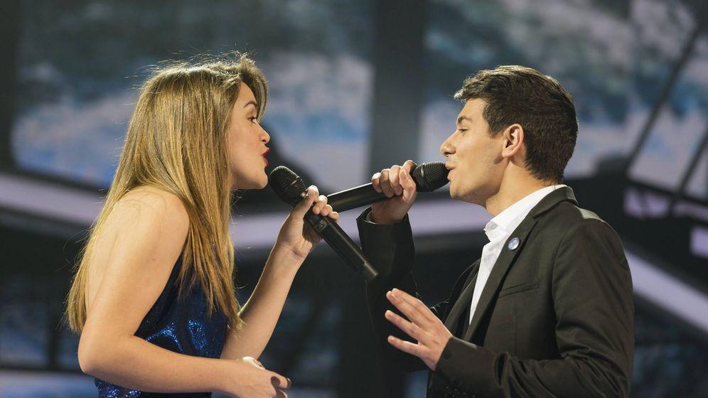 Foto: Amaia y Alfred interpretan 'Tu canción'. (TVE)