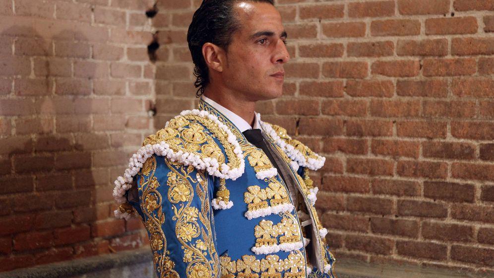 Foto: El torero Iván Fandiño en una imagen de archivo. (Gtres)