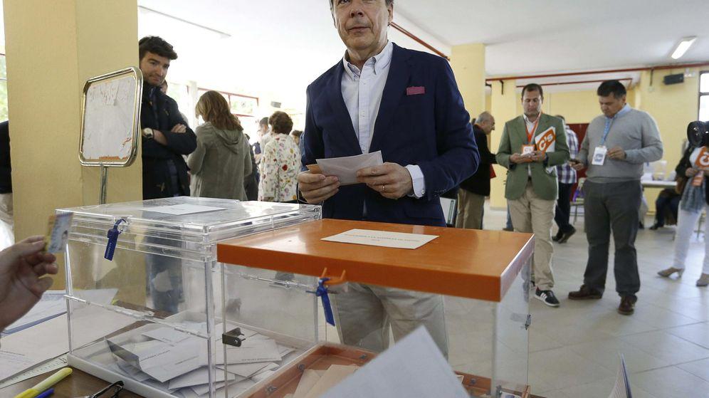 Foto: El expresidente de la Comunidad de Madrid, Ignacio González, en una imagen de archivo. (EFE)