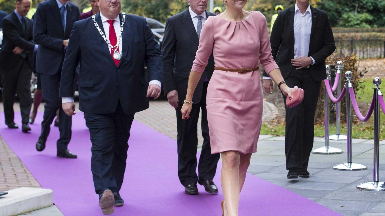 La reina Máxima de Holanda, en 2015. (EFE)