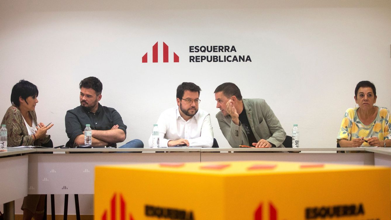 ERC y Bildu, más cerca de una abstención conjunta en la investidura de Sánchez