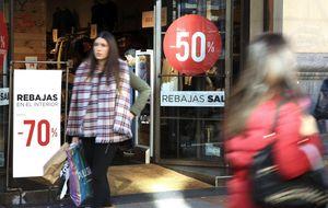 El comercio minorista registra en 2014 su primer aumento de ventas desde 2007