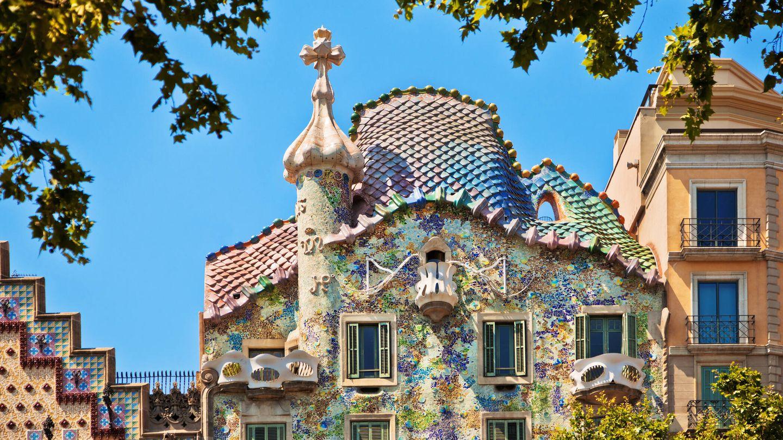 Siete edificios de Gaudí forman parte de la Lista del Patrimonio Mundial.