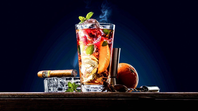 En busca del mejor cóctel para combinar con un habano