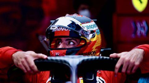 El mosqueo de Carlos Sainz cuando Ferrari se convirtió en el tercer mejor equipo