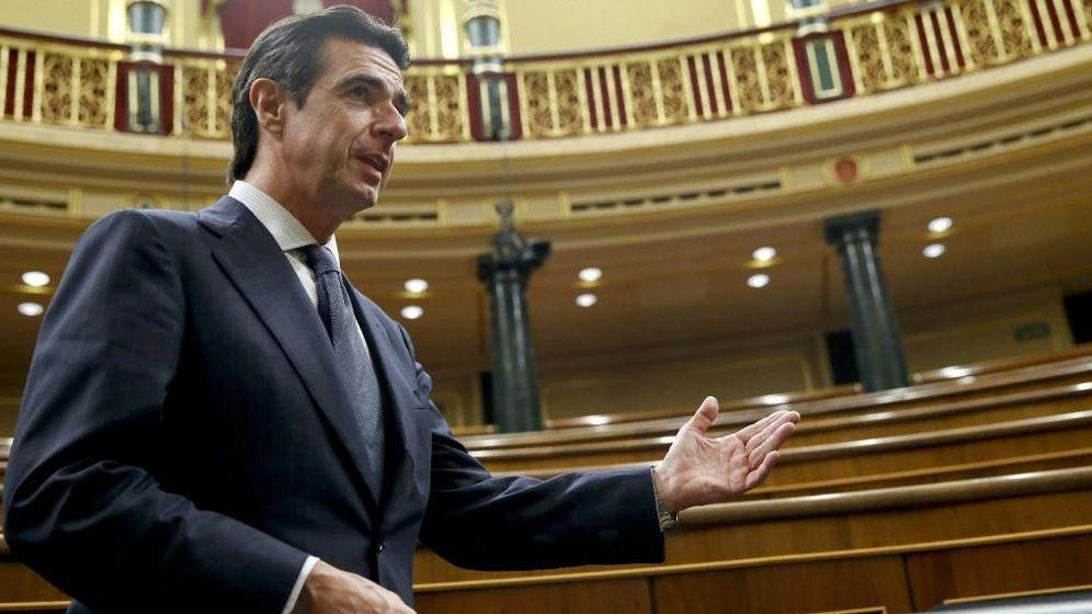 Foto: El Ministro de Industria, Energía y Turismo, José Manuel Soria. (Foto: Reuters)