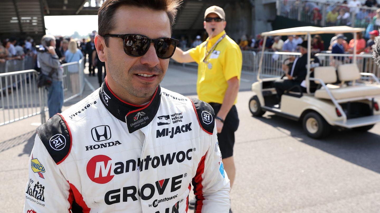 Oriol Servià es el piloto español con más experiencia en la IndyCar. (EFE)