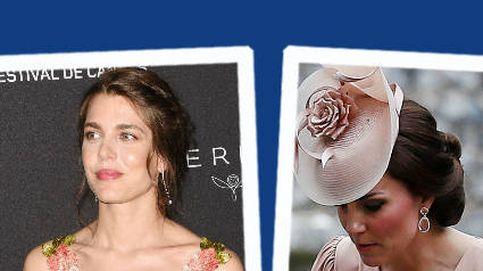 Estilo Real: la elegancia de Kate en la boda de Pippa y el glamour de Carlota Casiraghi