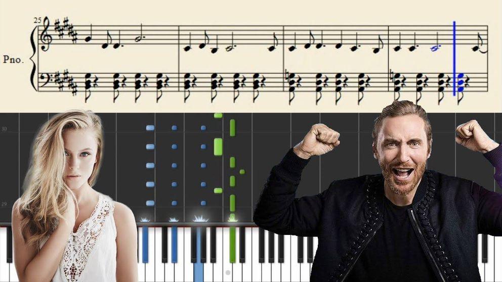 Zara Larsson y David Guetta se unen para cantar la canción de la Eurocopa 2016