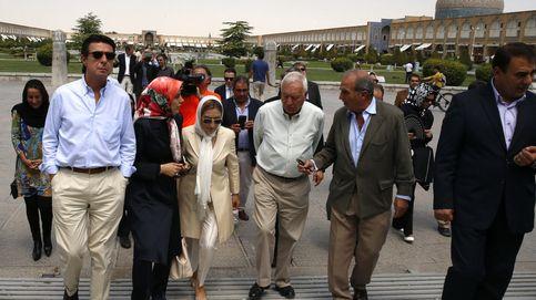Margallo saca pecho por los lazos con Irán con las inversiones extranjeras en el aire