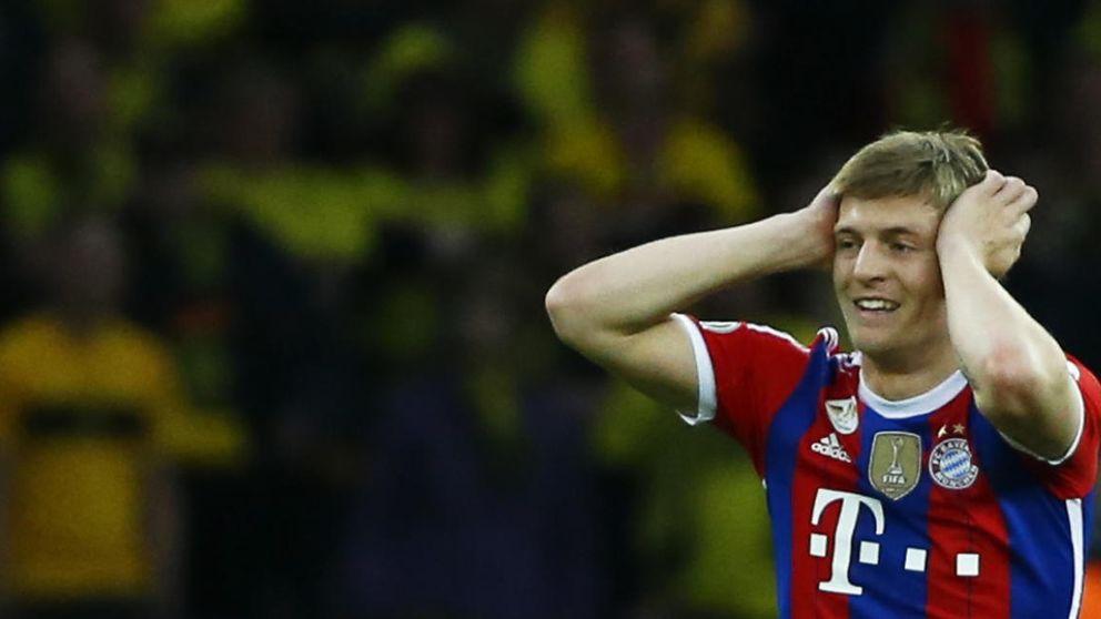 Toni Kroos pide al Bayern que negocie su traspaso al Real Madrid
