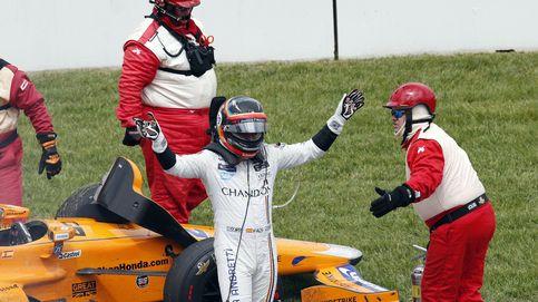 Sato gana unas 500 Millas de Indianápolis que no acabó ni Alonso ni Serviá