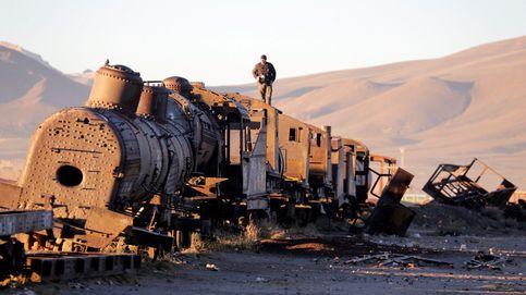 El cementerio de los trenes olvidados: aquí descansan las locomotoras abandonadas
