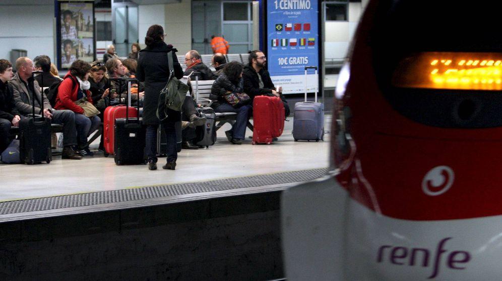 Foto: Estación ferroviaria de Sants en Barcelona. (EFE)