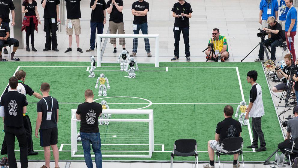 Descubre la otra Eurocopa, la de los robots: Robocup 2016