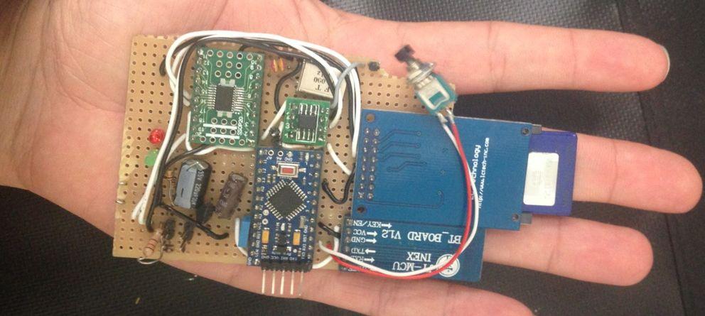 Foto: Así es el dispositivo CAN Hacking Tool