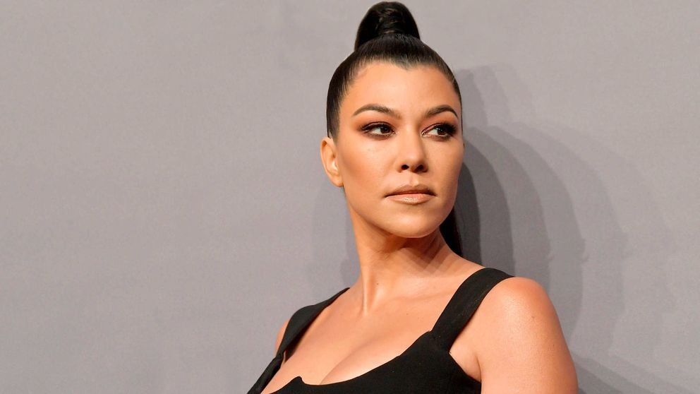 Descubre el arma secreta 'healthy' de Kourtney Kardashian