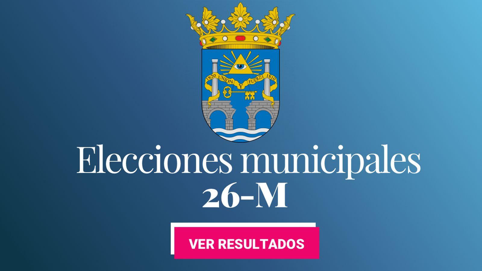 Foto: Elecciones municipales 2019 en San Fernando. (C.C./EC)