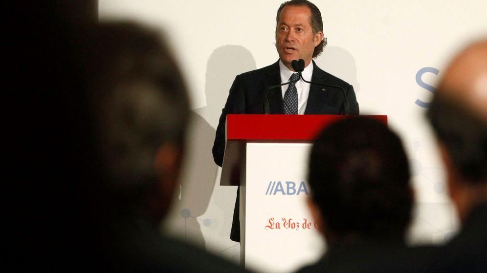 Foto: El presidente de Abanca, Juan Carlos Escotet. (EFE)