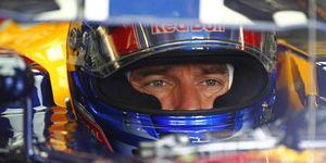 Webber firma el mejor tiempo en una jornada marcada por la igualdad entre Red Bull y Ferrari