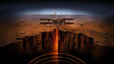Los secretos del interior de Marte siguen siendo un misterio
