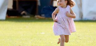 Post de La princesa Charlotte ya es una fanática de la moda, según su padre
