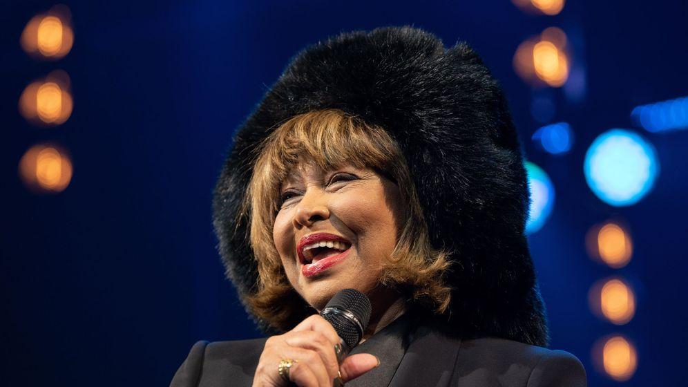 Foto: Tina Turner. (EFE)