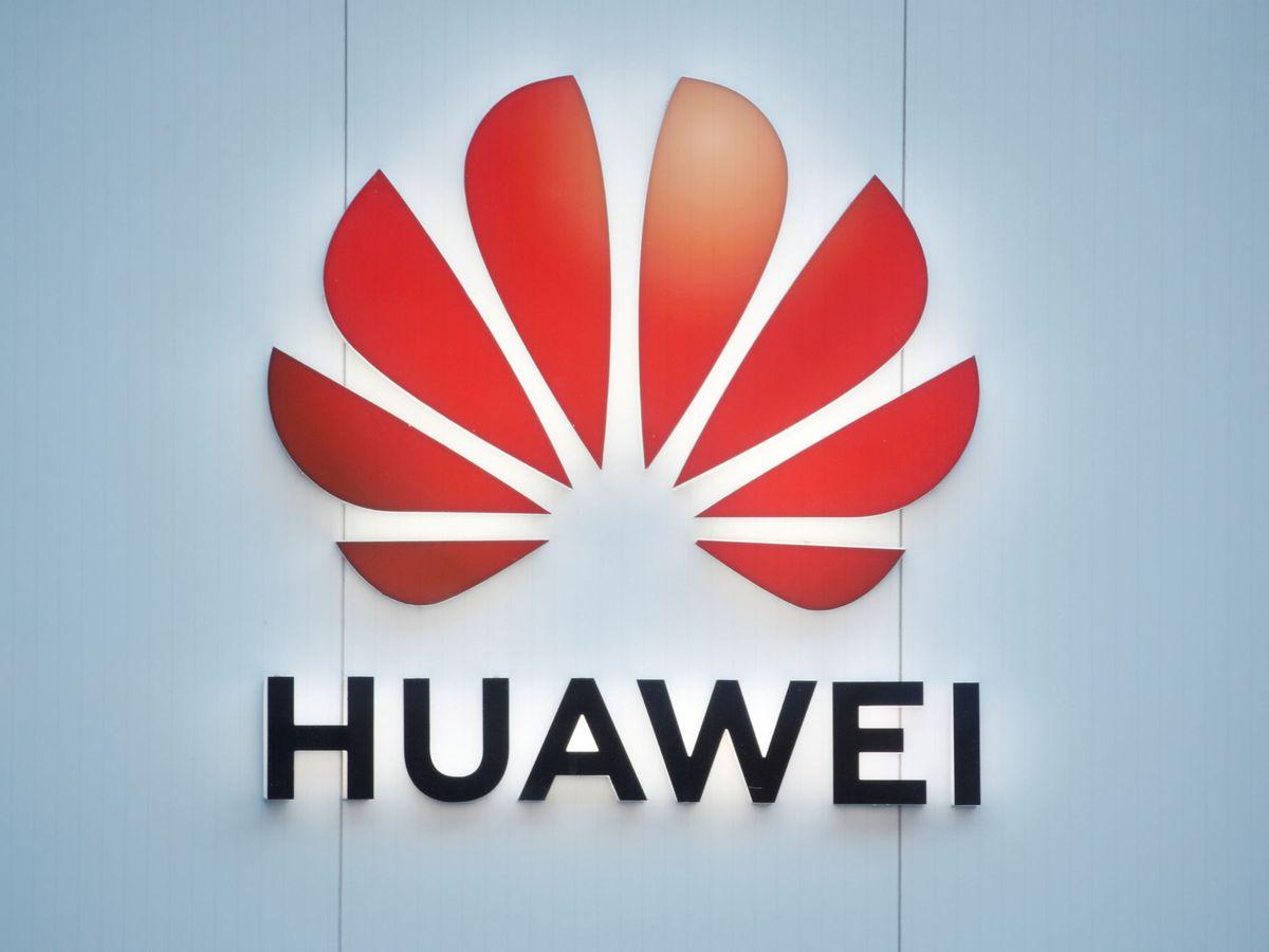 Foto: Logo de Huawei en una imagen de archivo. (EFE)