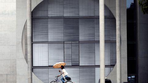 Día de lluvia en Berlín