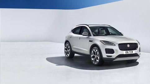 Jaguar amplía su gama todocamino con el compacto E-Pace