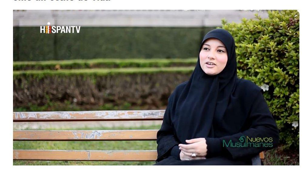 Foto: Imagen de 'Nuevos musulmanes', uno de los programas de Hispan TV.