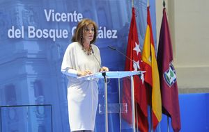 Ana Botella mira más allá de Madrid 2015