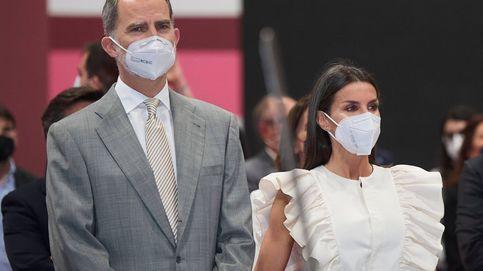 La reina Letizia lo ha vuelto a hacer: agota el mono de Inés Domecq en horas