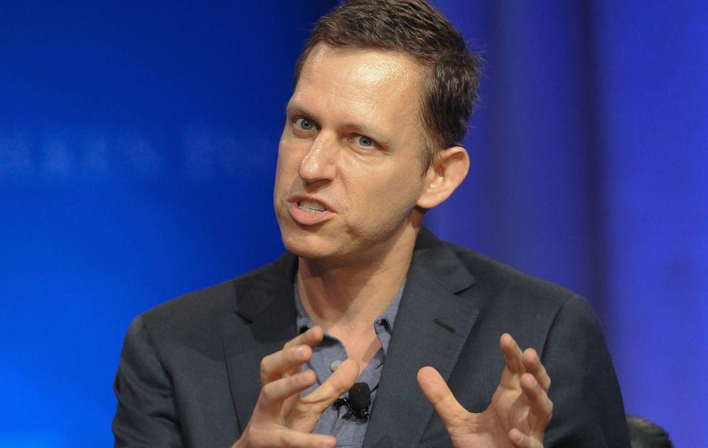 Foto: Peter Thiel, cofundador de PayPal. (Foto: Reuters)