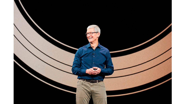 Foto: En 2011, Tim Cook entró en la junta directiva de Apple a propuesta de Steve Jobs, al que sustituyó definitivamente.