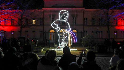 Luz y color en Bruselas