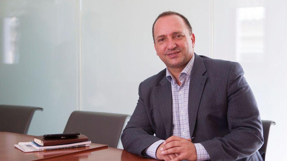 Foto: Rubén Martínez Dalmau, vicepresidente de la Generalitat valenciana.
