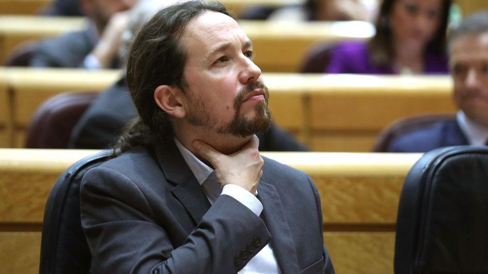 Una amigdalitis aparta a Pablo Iglesias de la mesa de diálogo con la Generalitat