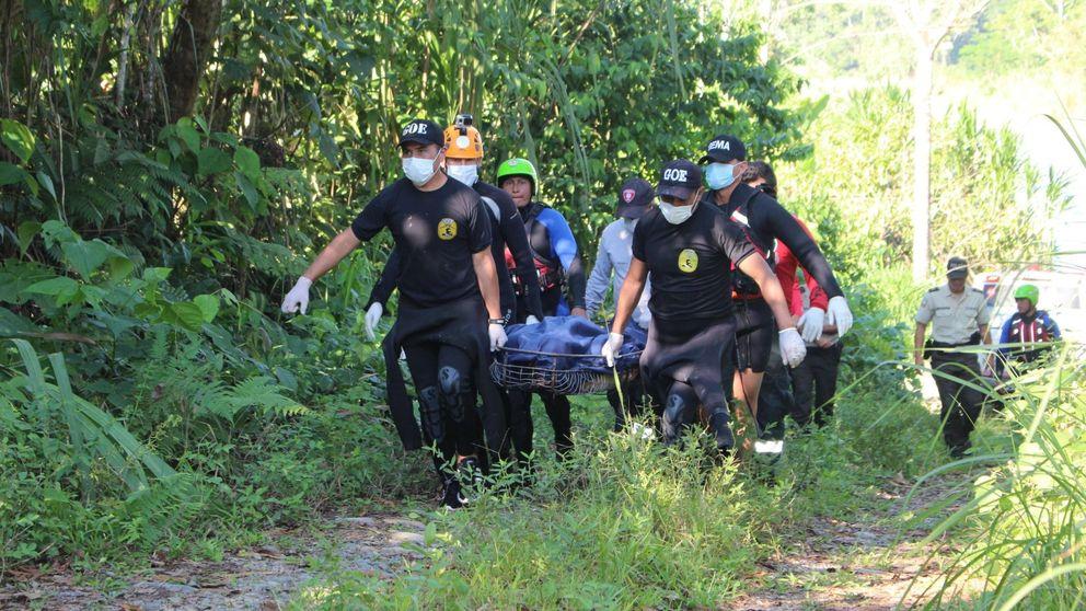 El estudiante español fallecido en la Amazonía murió por asfixia por sumersión