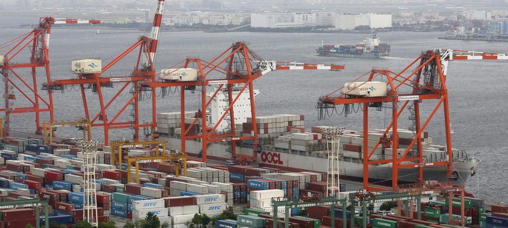 Foto: Déficit comercial récord de Japón en enero, que supera en un 70% el de 2013