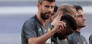 Post de Piqué, muy duro con Bartomeu: