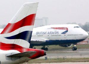 British Airways perdió 124 millones entre abril-junio, frente a la ganancia del año anterior