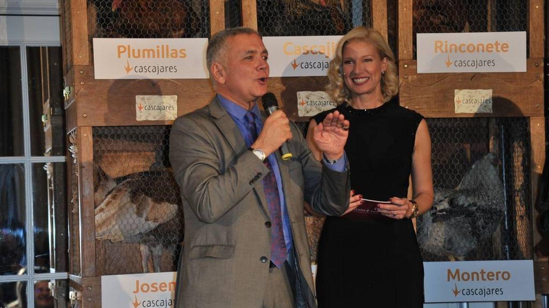 Foto: Juan Ramón Lucas y Anne Igarbituru