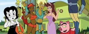 Las princesas de 'Disney' pierden la inocencia