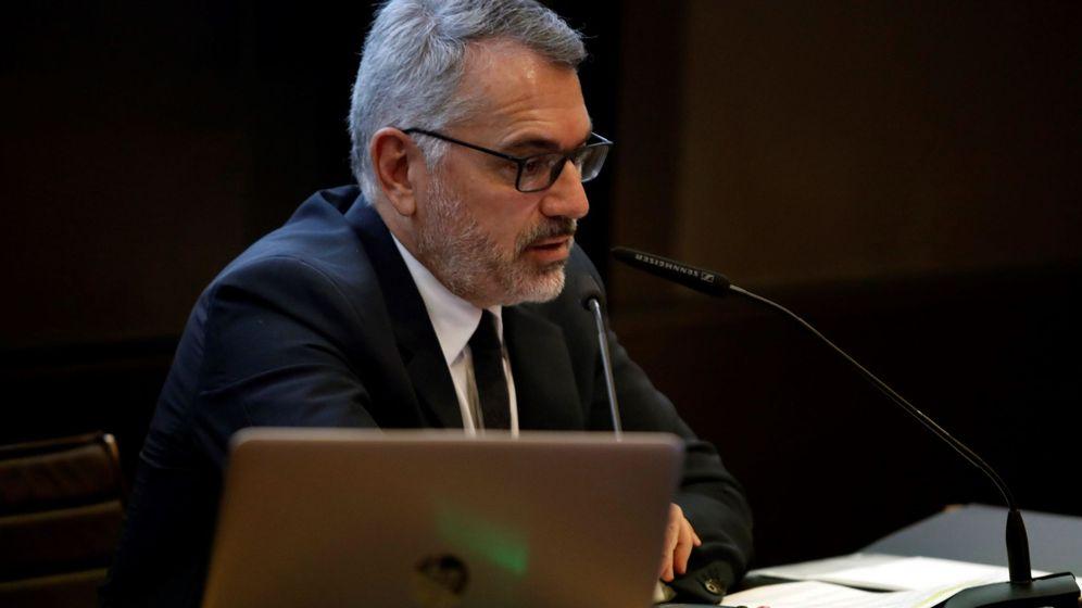 Foto: El presidente de Puig, Marc Puig, en una imagen de archivo. (EFE)