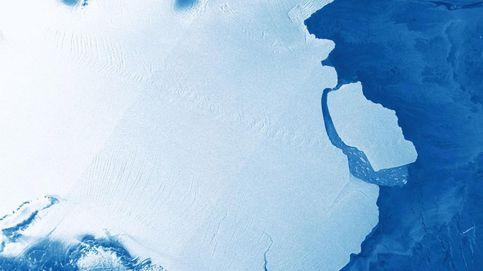 Un satélite fotografía una grieta en la tercera plataforma de hielo más grande