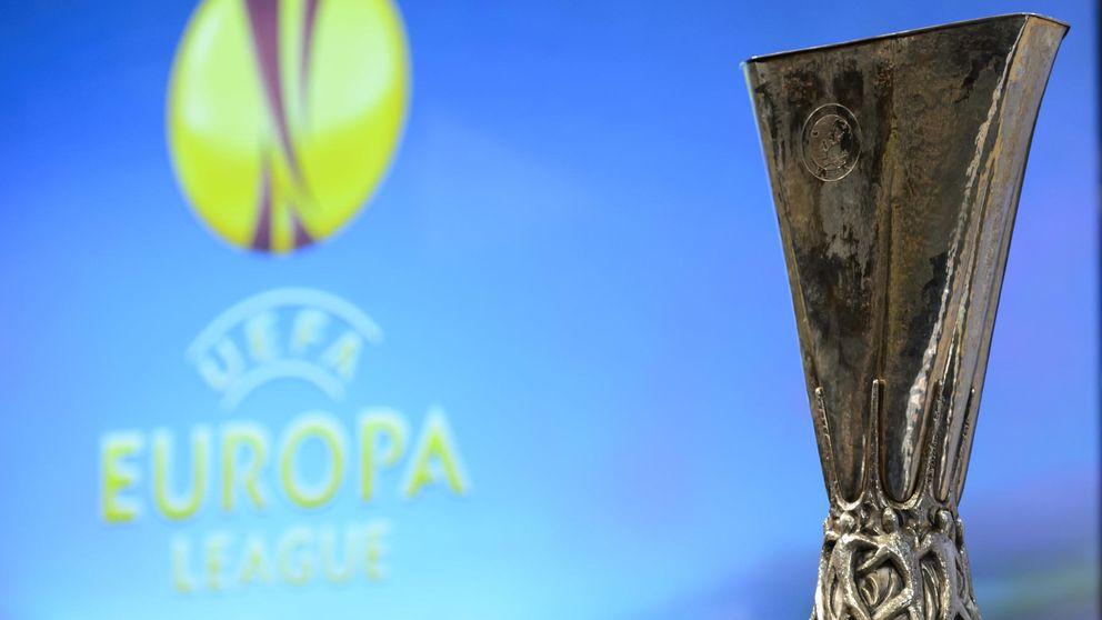 Sevilla-Valencia y Benfica-Juventus serán las 'semis' de la Liga Europa