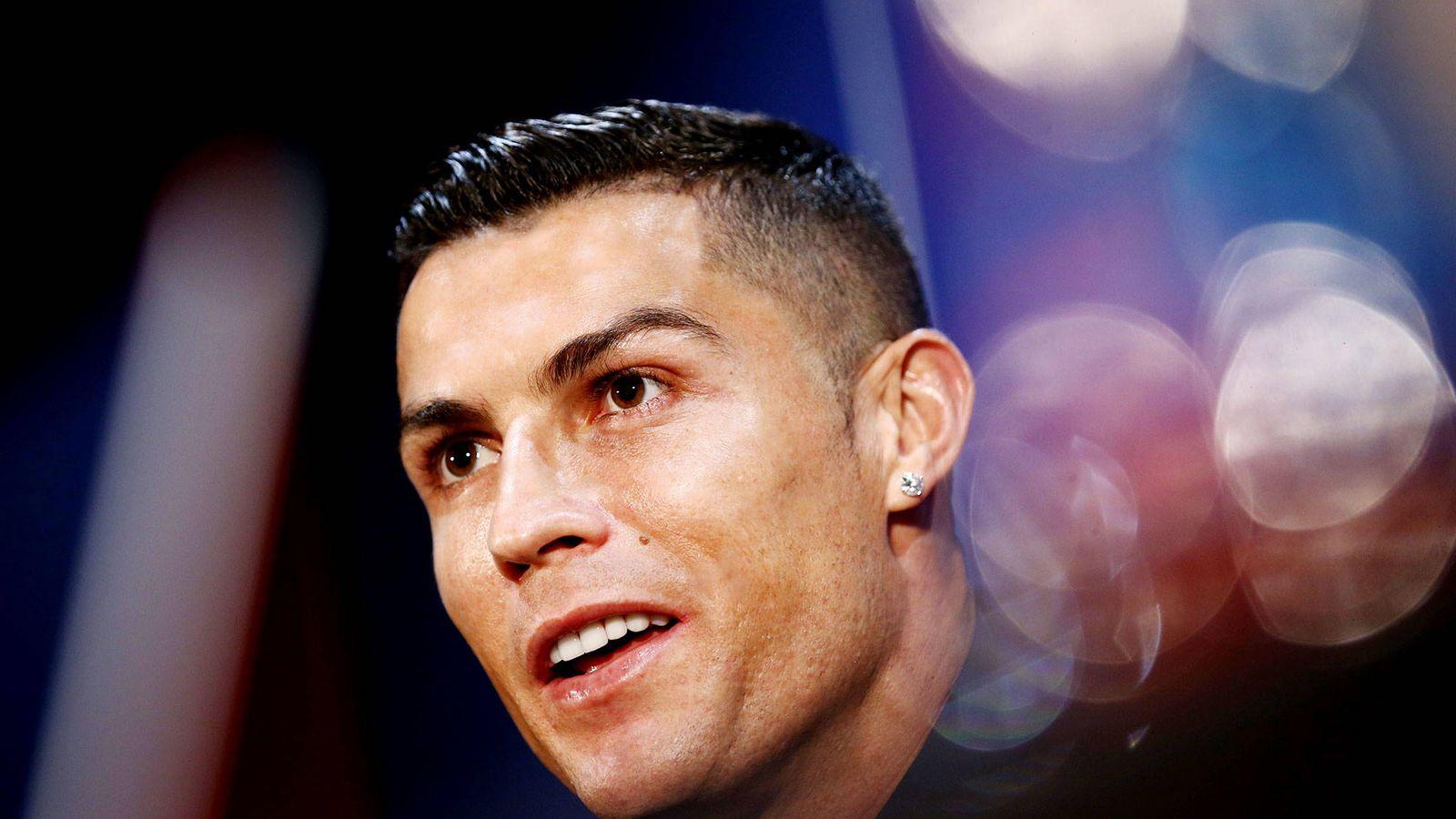 Foto:  Cristiano Ronaldo. (Getty)